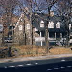 Hurtubise House - far