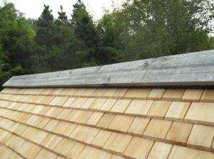 Roof-ridge